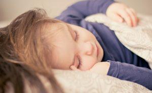 子どもの睡眠習慣